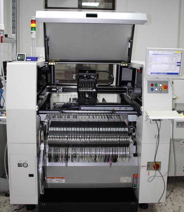Участок сборки печатных плат